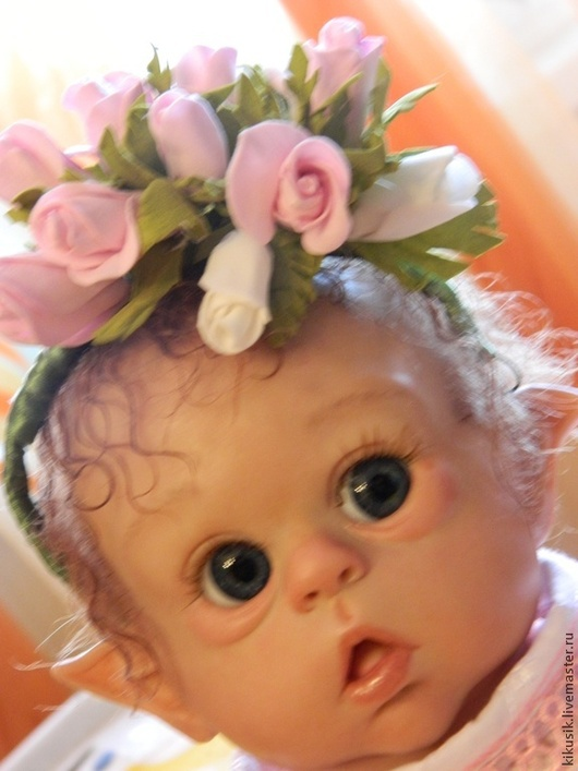 Куклы-младенцы и reborn ручной работы. Ярмарка Мастеров - ручная работа. Купить Кукла реборн эльфик Офелия. Handmade. Реборн