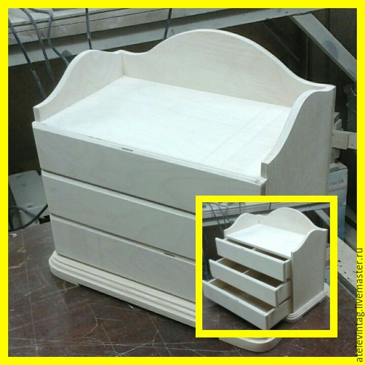 Chest of drawers, storage 074