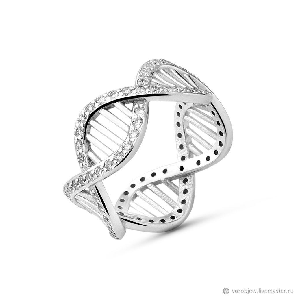 "Кольцо ""ДНК №3"", Кольца, Кострома,  Фото №1"