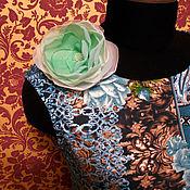 "Блузки ручной работы. Ярмарка Мастеров - ручная работа Блузка ""Сад"". Handmade."