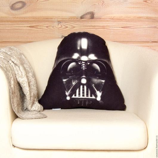Подушка Дарт Вейдер, Необычная подушка в виде шлема Дарта Вейдера