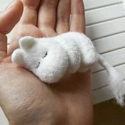 Украшения handmade. Livemaster - original item Pin Sleep mummius Troll. Handmade.