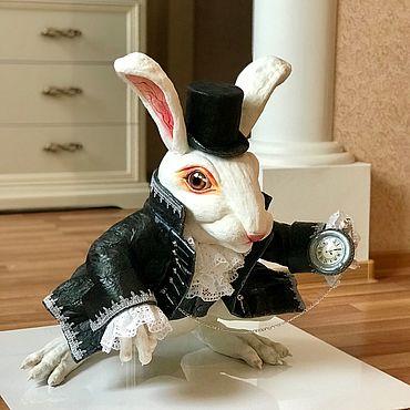 Сувениры и подарки ручной работы. Ярмарка Мастеров - ручная работа Кролик. Handmade.