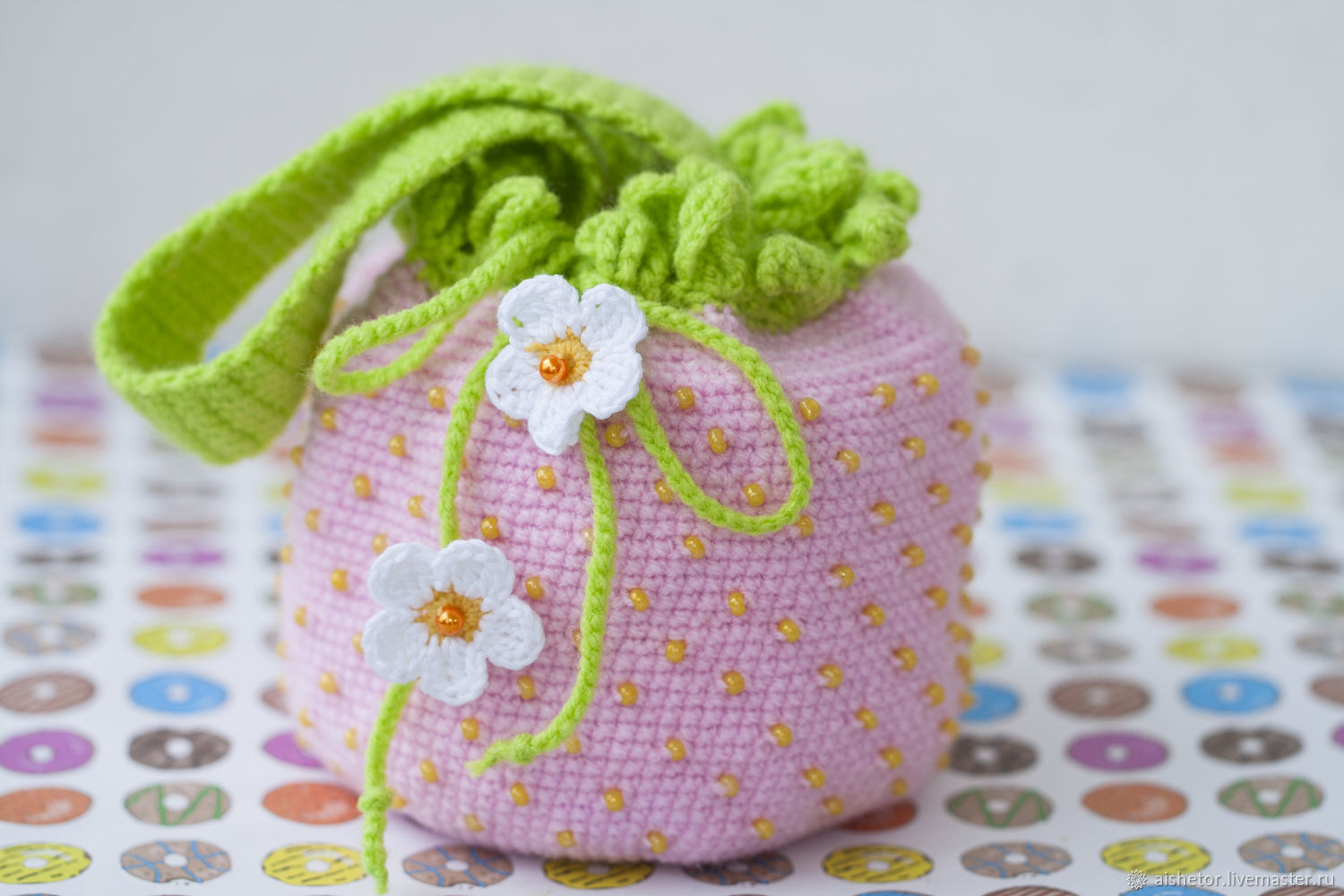 Bags: Baby bag strawberry, Bags for children, Moscow,  Фото №1