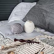 Материалы для творчества handmade. Livemaster - original item 8mm Cedar Wood Knitting Hook. K280. Handmade.