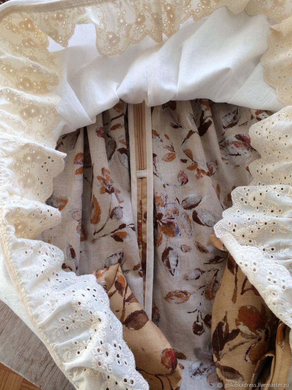 """Платье""""Осень"""""""