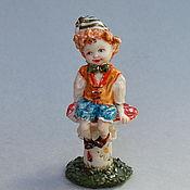 Для дома и интерьера handmade. Livemaster - original item BABY ELF. Porcelain figurine.. Handmade.