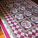 The English classics. Blankets. YULIA PATCHWORK tel. +79136074388 (omsk41). My Livemaster. Фото №4
