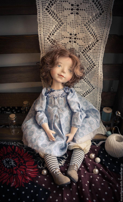 Видео мастер-класс по созданию куклы-болтушки, Услуги, Санкт-Петербург, Фото №1