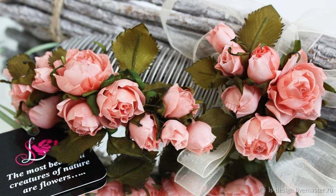 """Розы """"Вдохновение"""", Цветочный декор, Киев,  Фото №1"""