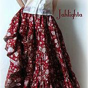 "Одежда handmade. Livemaster - original item Skirt ""Inspiration"". Handmade."