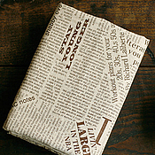 Материалы для творчества ручной работы. Ярмарка Мастеров - ручная работа Лен 50х70 см № 492. Handmade.