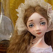 """Куклы и игрушки ручной работы. Ярмарка Мастеров - ручная работа кукла """"Мари"""". Handmade."""