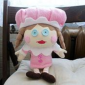 Куклы и игрушки ручной работы. Ярмарка Мастеров - ручная работа Недотрога Полли Сауз парк. Handmade.
