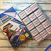 Сувениры и подарки handmade. Livemaster - original item Gifts for Teachers