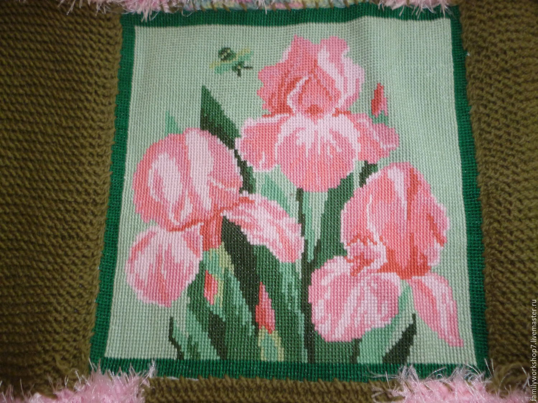 Вакансии вышивка вязание
