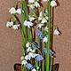 Весна в Мастерской флористики Марии Ивановой