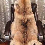 Фен-шуй и эзотерика ручной работы. Ярмарка Мастеров - ручная работа Шкура волка №2.....доставка бесплатно. Handmade.