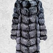 Одежда handmade. Livemaster - original item A natural fur coat is a transformer made of fox fur.. Handmade.