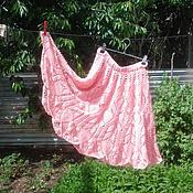 Одежда ручной работы. Ярмарка Мастеров - ручная работа юбка с ананасами. Handmade.