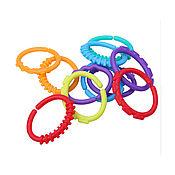 Материалы для творчества ручной работы. Ярмарка Мастеров - ручная работа Кольцо пластиковое для игрушек. Handmade.