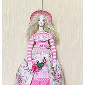 Куклы и игрушки ручной работы. Ярмарка Мастеров - ручная работа кукла тильда НЕЖНОСТЬ. Handmade.