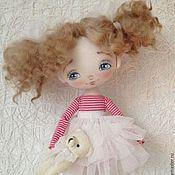 Куклы и игрушки ручной работы. Ярмарка Мастеров - ручная работа Кукла малышка Маняша. Handmade.