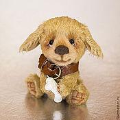 Куклы и игрушки ручной работы. Ярмарка Мастеров - ручная работа Собака породы улыбака. Handmade.