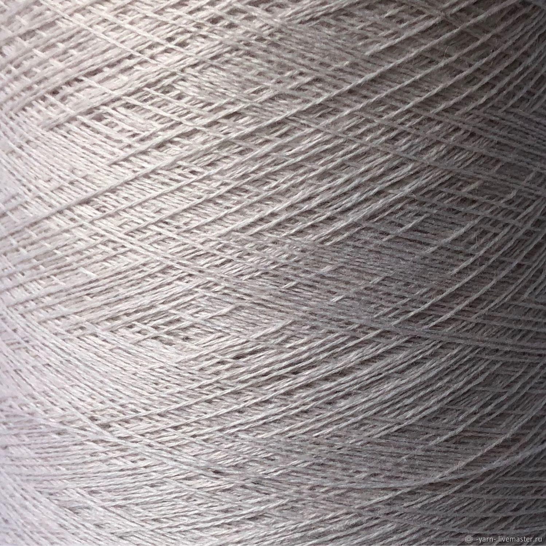 Пряжа Кашемир 2/28 лавандовое облако – купить на Ярмарке Мастеров – MPCDQRU | Пряжа, Санкт-Петербург