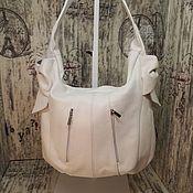 handmade. Livemaster - original item BAG OF GENUINE LEATHER. Handmade.