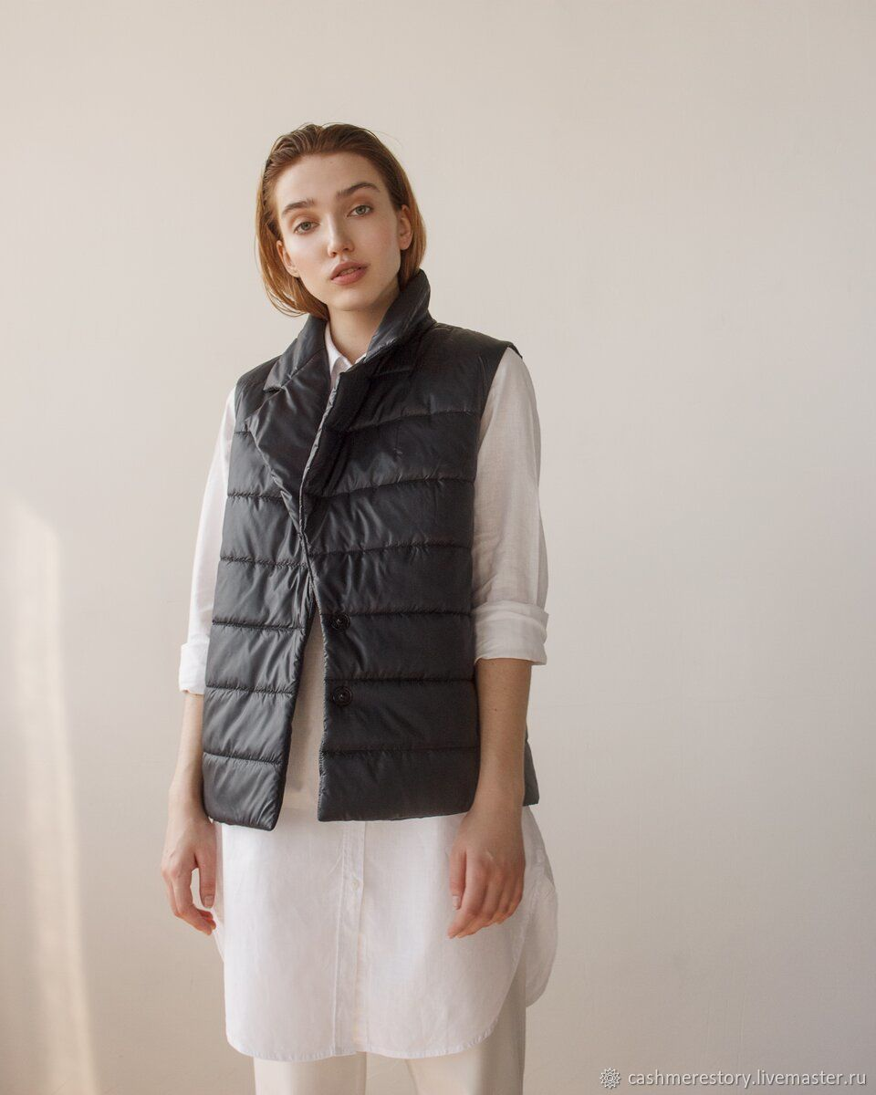 Women's insulated vest Silvestre, Vests, Moscow,  Фото №1