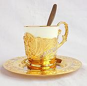 Посуда handmade. Livemaster - original item Coffee set