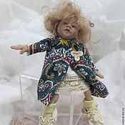 """Куклы и игрушки ручной работы. Ярмарка Мастеров - ручная работа Авторская живая игрушка. Шарнирная кукла """"Лиля"""". Handmade."""