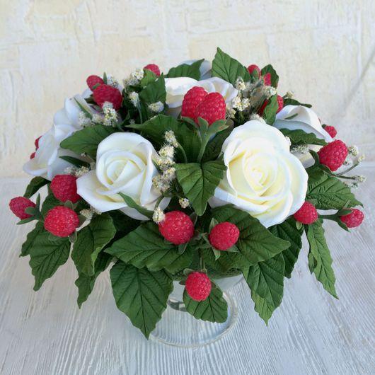 Купить букет из ягод москва