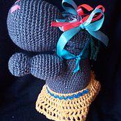 Куклы и игрушки ручной работы. Ярмарка Мастеров - ручная работа бегемот. Handmade.