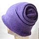 """Шляпы ручной работы. Ярмарка Мастеров - ручная работа. Купить Шляпка """"Татьянин день"""". Handmade. Однотонный, Зимние шапки, шляпа"""