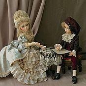 """Куклы и игрушки ручной работы. Ярмарка Мастеров - ручная работа """"..я нарисую Ваш портрет"""".... Handmade."""