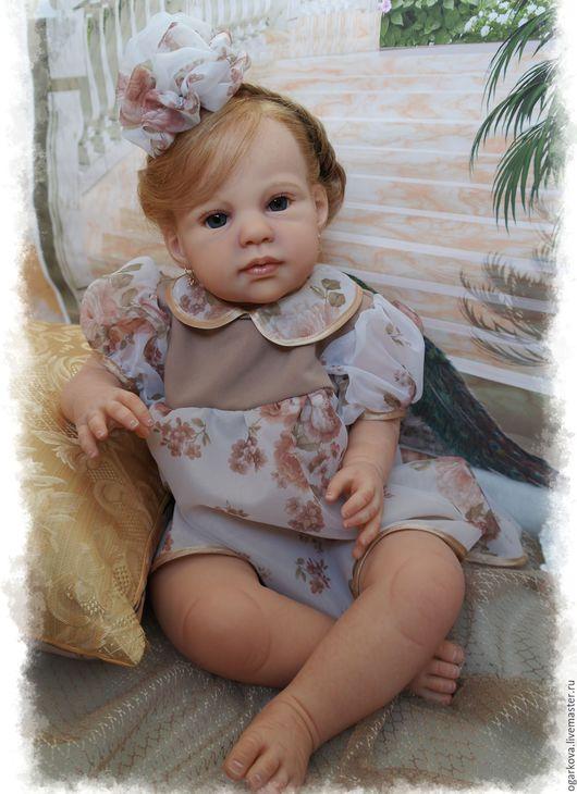 Куклы-младенцы и reborn ручной работы. Ярмарка Мастеров - ручная работа. Купить Кукла реборн Louisa (луиза) от Jannie de Lange. Handmade.