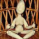 Куклы и игрушки ручной работы. Ярмарка Мастеров - ручная работа. Купить Набор выкроек для создания текстильной шарнирной будуарной куклы. Handmade.