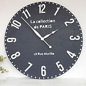 "Для дома и интерьера handmade. Livemaster - original item Loft Wall Clock 27,56"". Handmade."