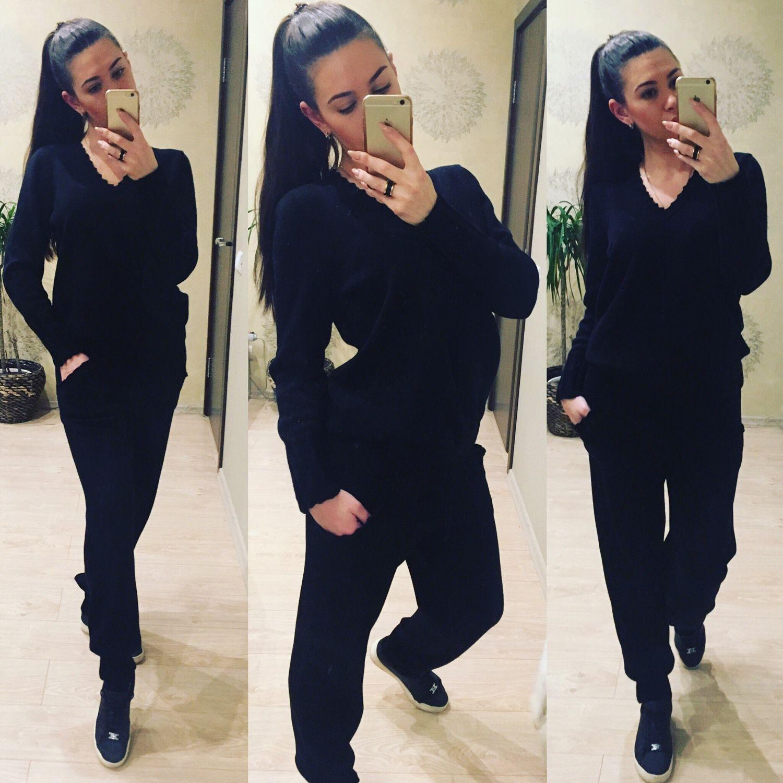 ab9513e0 Заказать Спортивный костюм вязаный утепленный. Анастасия Курносова  (vyazanieksi).