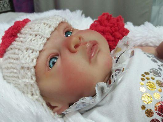 Куклы-младенцы и reborn ручной работы. Ярмарка Мастеров - ручная работа. Купить кукла реборн  Melanie (Мелани). Handmade. Бежевый