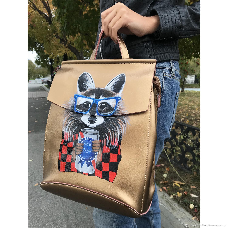 Рюкзак рисунок на коже смотреть видео аллы семеновой что лежит у неё в рюкзаке