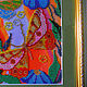 """Картины цветов ручной работы. Вышивка бисером. Картина """"Бабочки"""". Татьяна Лещенко (изделия из бисера). Интернет-магазин Ярмарка Мастеров."""