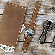 Ремешок для часов ручной работы. Ярмарка Мастеров - ручная работа Ремешок для часов: Watch strap. Handmade.