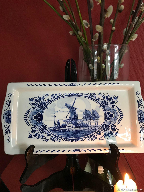 Porcelain tray \