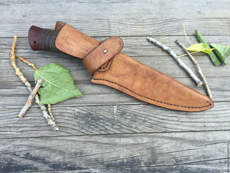 Ножны светло коричневые, Ножи, Тольятти,  Фото №1