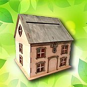 Сувениры и подарки handmade. Livemaster - original item Piggy Bank