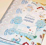 Канцелярские товары ручной работы. Ярмарка Мастеров - ручная работа мамины заметки, мамин блокнот, мамин дневник, дневник беременности. Handmade.