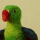 Игрушки животные, ручной работы. Ярмарка Мастеров - ручная работа. Купить Игрушки-малютки. Handmade. Зеленый, игрушка из шерсти, игрушка